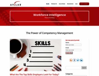 blog.avilar.com screenshot