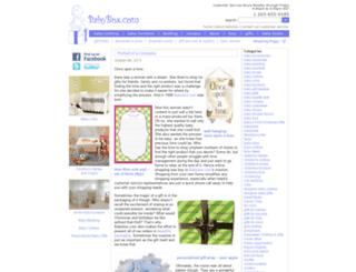 blog.babybox.com screenshot