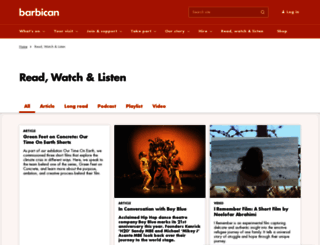 blog.barbican.org.uk screenshot