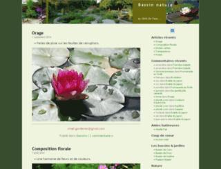 blog.bassin-nature.com screenshot