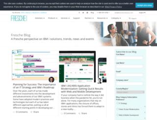 blog.bcdsoftware.com screenshot