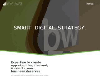 blog.bevelwise.com screenshot