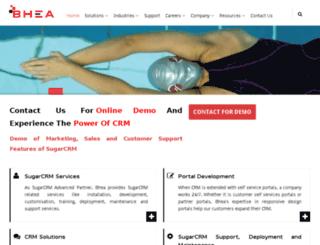 blog.bhea.com screenshot