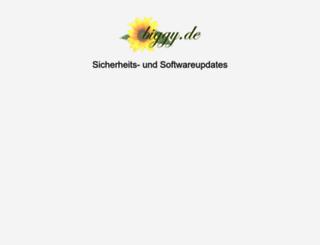 blog.biggy.de screenshot