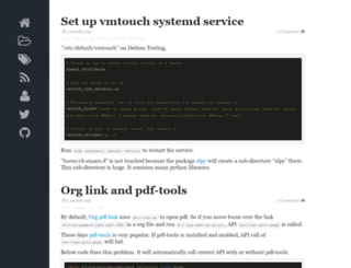 blog.binchen.org screenshot