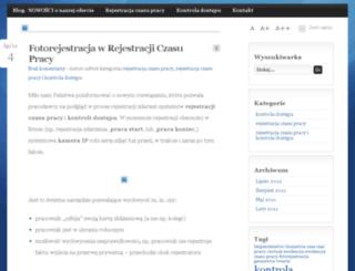 blog.biosys.pl screenshot