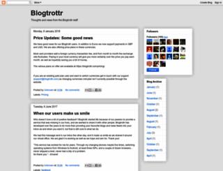 blog.blogtrottr.com screenshot