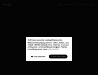 blog.bloguzz.com screenshot