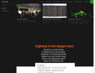 blog.blprnt.com screenshot