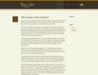 blog.bogojoker.com screenshot