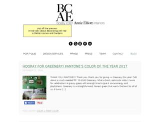 blog.bossycolor.com screenshot