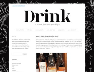 blog.bottlesfinewine.com screenshot