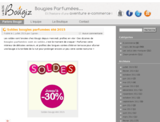 blog.bougiz.fr screenshot
