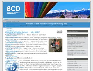 blog.bouldercountryday.org screenshot