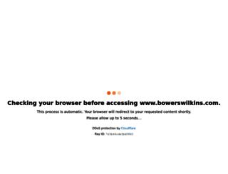 blog.bowers-wilkins.com screenshot