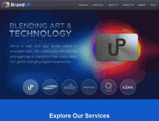 blog.brandup.ro screenshot
