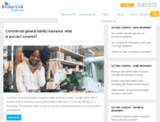 blog.brokerlink.ca screenshot