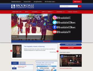blog.brookdalecc.edu screenshot