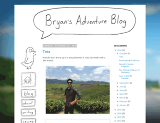 blog.bryanschell.com screenshot