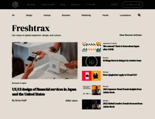 blog.btrax.com screenshot