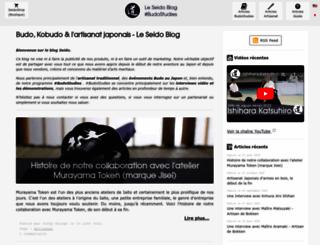 blog.budoexport.com screenshot