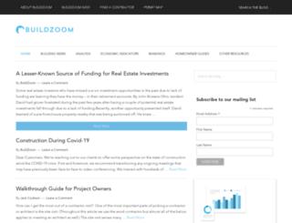 blog.buildzoom.com screenshot
