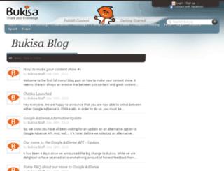 blog.bukisa.com screenshot