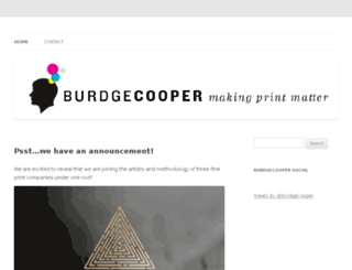 blog.burdgecooper.com screenshot