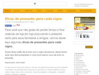 blog.buscapresentes.com.br screenshot