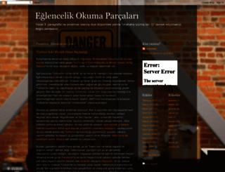 blog.byk.im screenshot