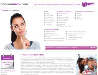 blog.cadeaumalin.com screenshot