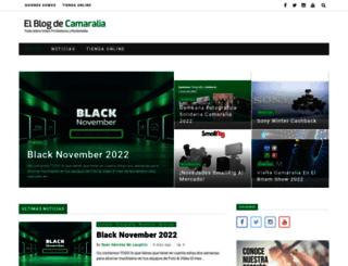 blog.camaralia.com screenshot