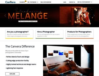 blog.canvera.com screenshot