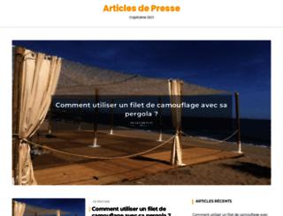 blog.capitaine-seo.fr screenshot