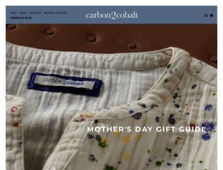 blog.carbon2cobalt.com screenshot