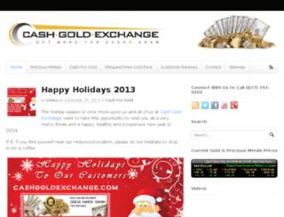 blog.cashgoldexchange.com screenshot