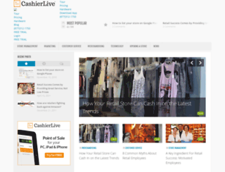 blog.cashierlive.com screenshot