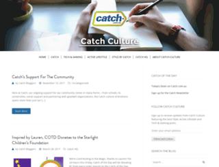 blog.catchoftheday.com.au screenshot