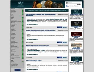 blog.cgb.fr screenshot