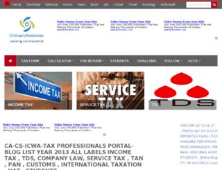 blog.chdcaprofessionals.com screenshot