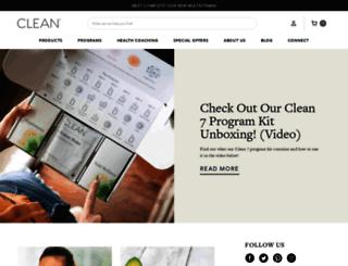blog.cleanprogram.com screenshot