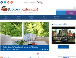 blog.colorincolorado.org screenshot