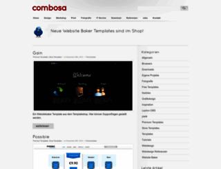 blog.combosa.com screenshot