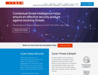 blog.commtouch.com screenshot