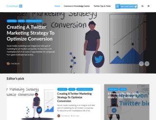 blog.commun.it screenshot