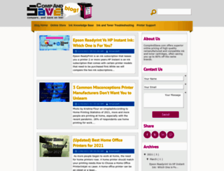 blog.compandsave.com screenshot