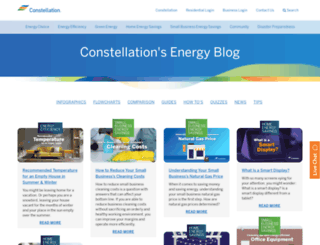 blog.constellation.com screenshot
