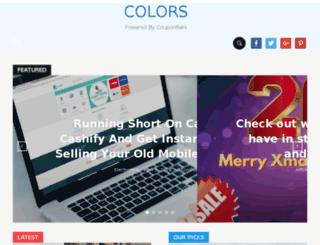 blog.couponrani.com screenshot