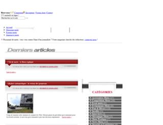 blog.crazymoto.net screenshot
