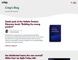 blog.crisp.se screenshot